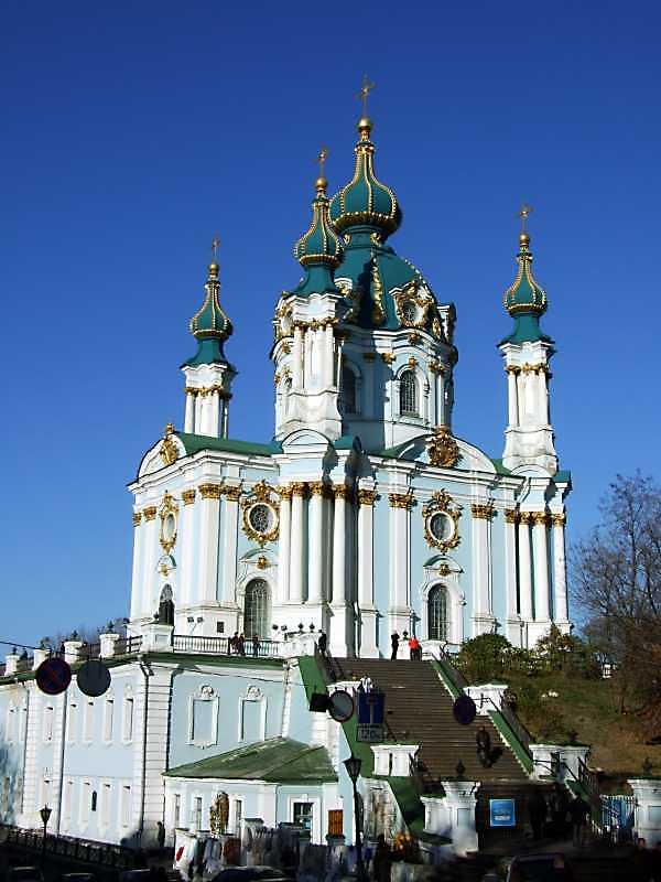 Андріївська церква (№ 23)