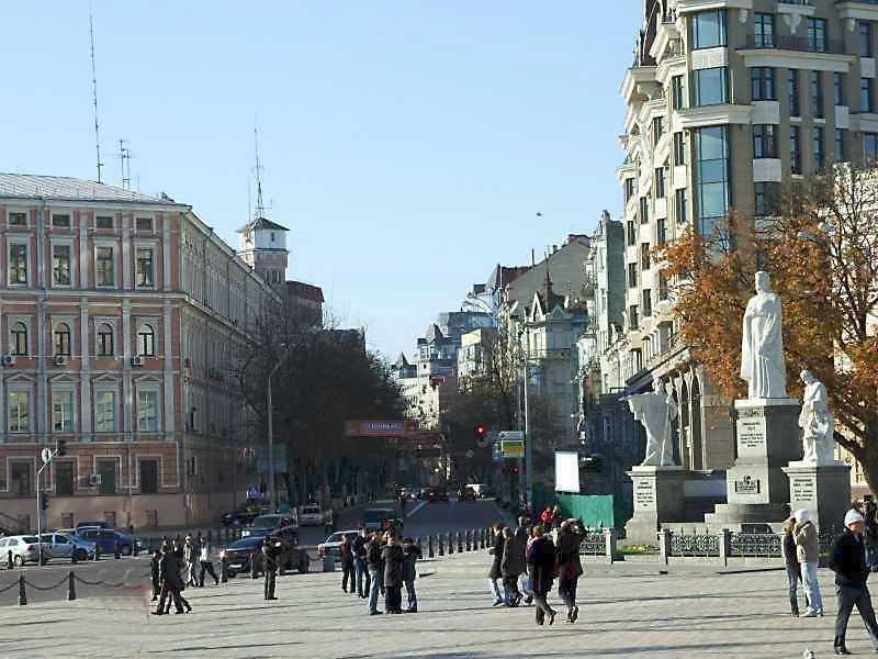 2008 р. Перспектива від Михайлівської…