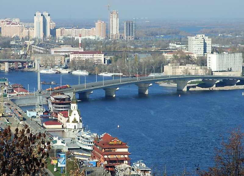Міст через Почайну (2010 р.)