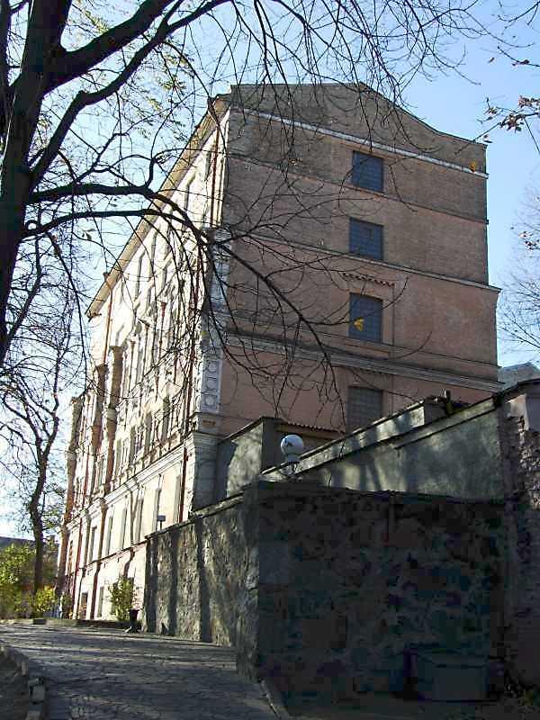 2008 р. Вигляд з боку Володимирської…