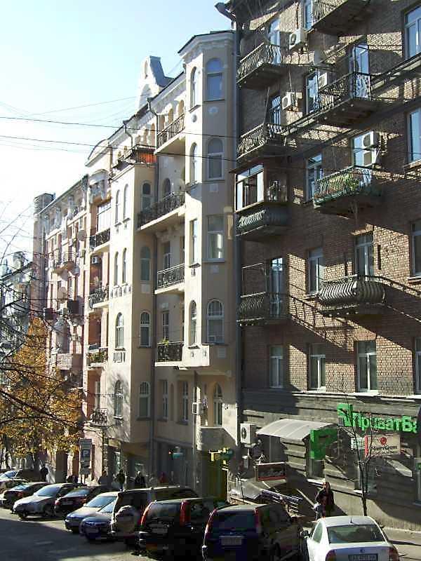 2008 р. Загальний вигляд у перспективі вулиці