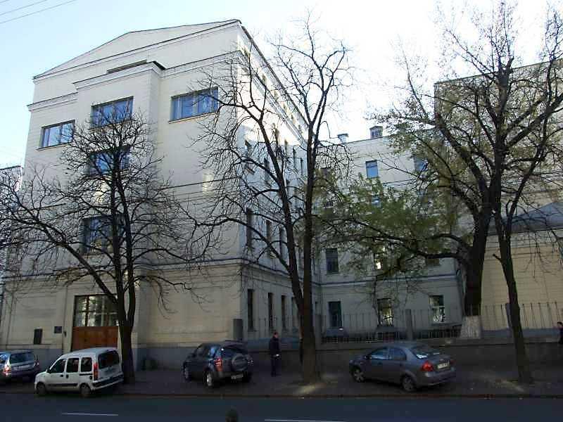2008 р. Східний корпус. Головний фасад