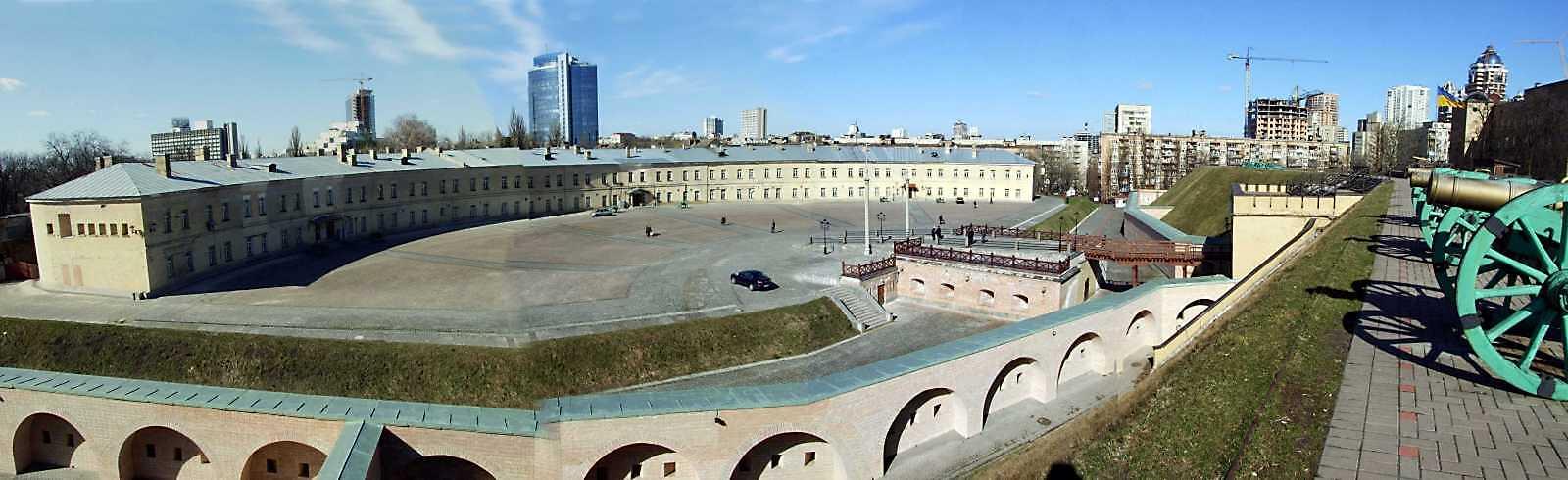 2009 р. Панорама з південного заходу