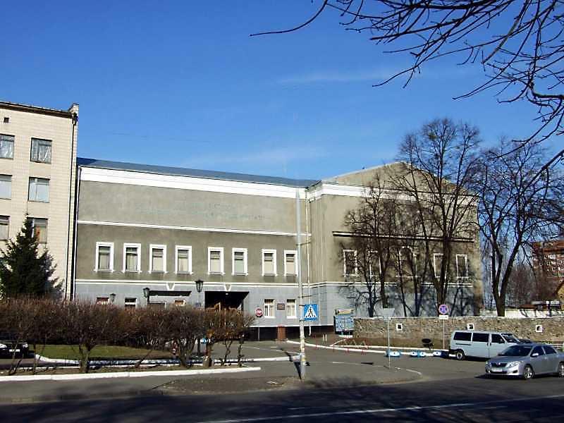2009 р. Торцевий фасад. Вигляд із заходу