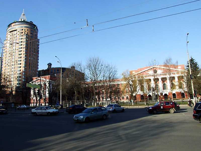 2009 р. Вигляд з південного заходу