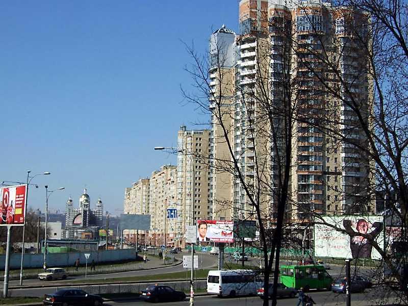 2009 р. Собор у перспективі вул.…
