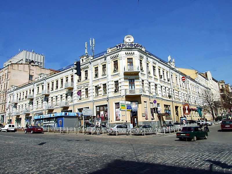 Готель Гладинюка в Києві (1905 – 1907…