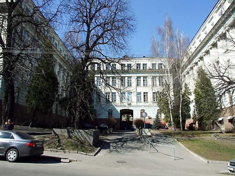 Інститути ботаніки та зоології (№ 2)