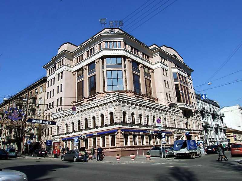 Банк ВТБ (№ 8 / Пушкінська, 26)