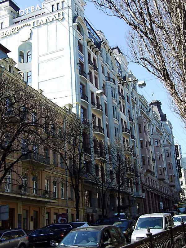 2009 р. Перспектива будинків № 5, 7
