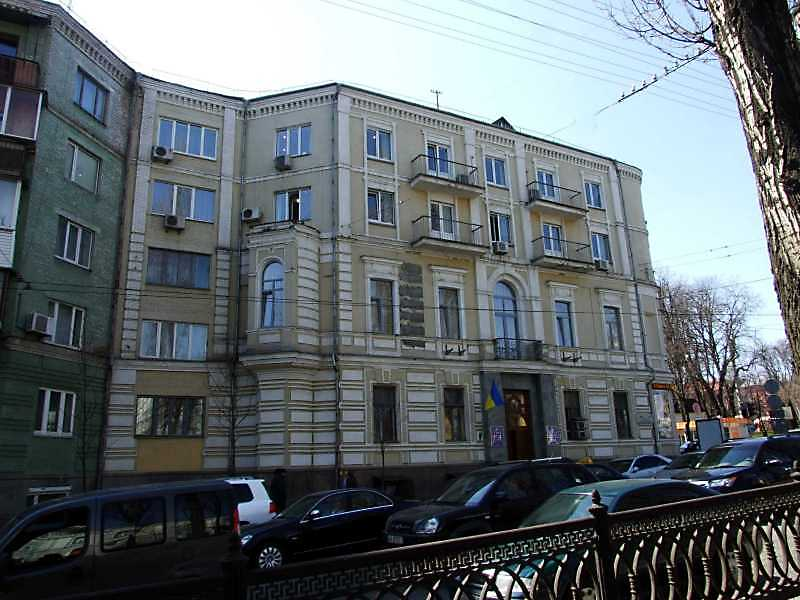 2009 р. Фрагмент фасаду по бульвару Шевченка