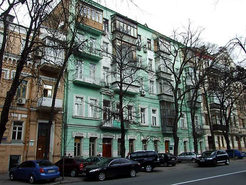 Житловий будинок (№ 13а)