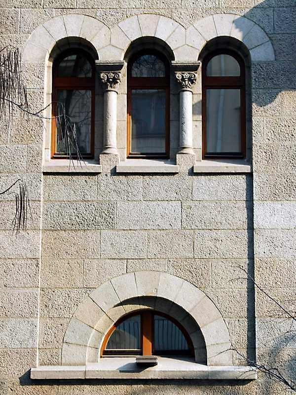Вікна 1-го поверху