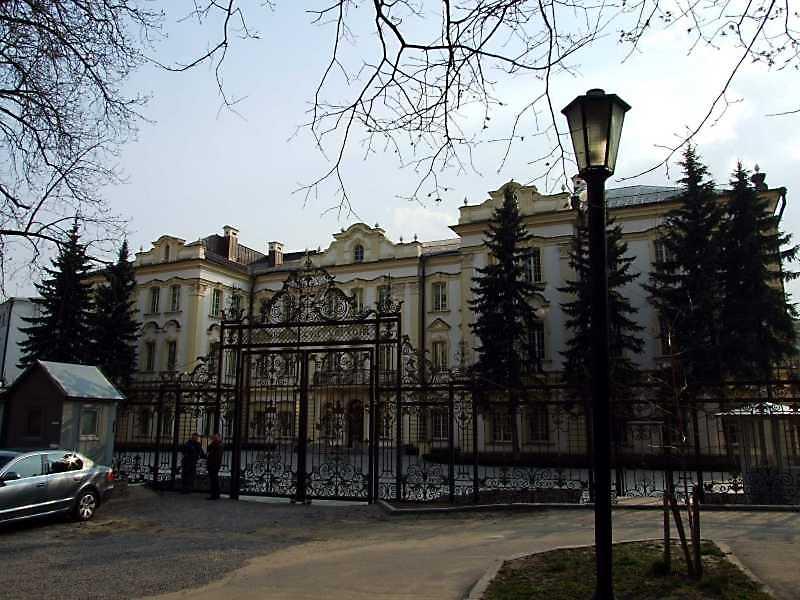 Кловський палац (№ 8)