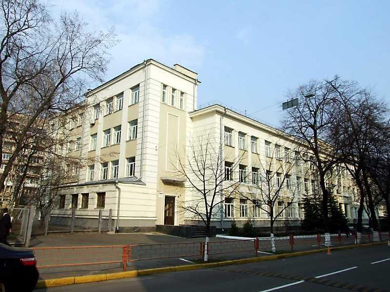 Ліцей міжнародних відносин (№ 13)
