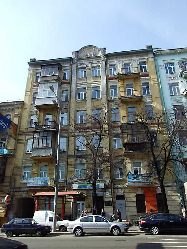 Житловий будинок (№ 129а)