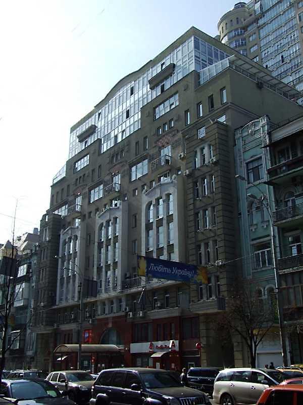 Офісний центр (№ 119 – 121)