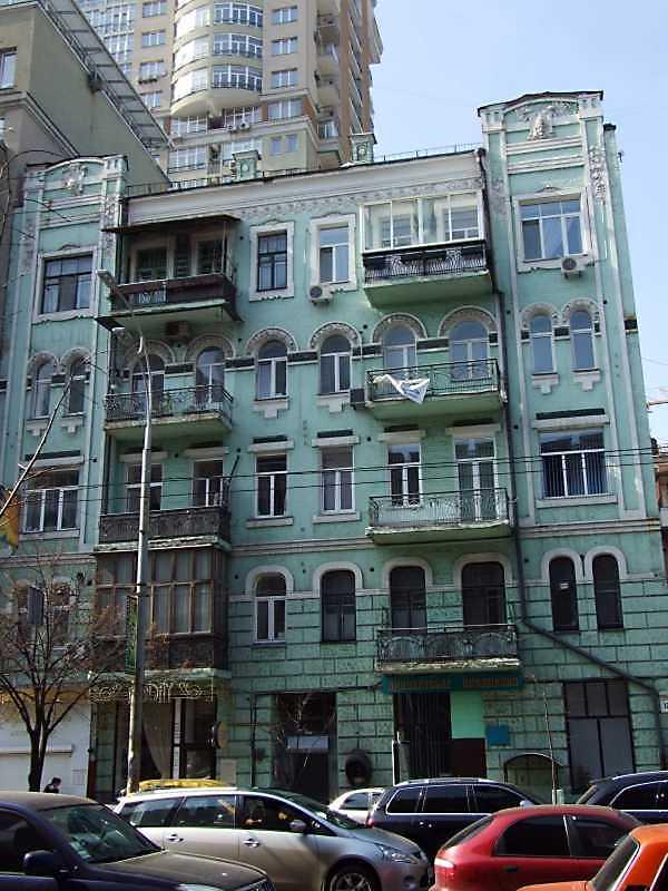 Житловий будинок (№ 123)