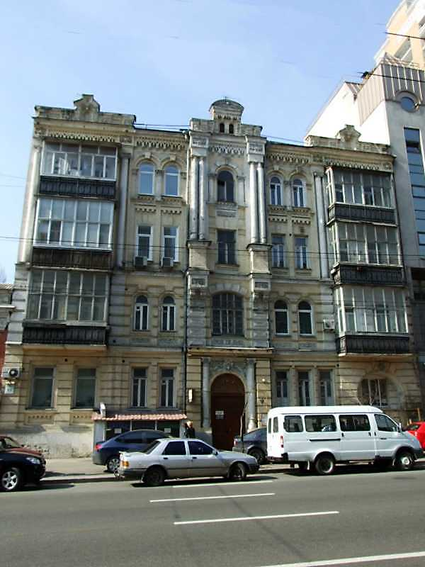Житловий будинок (№ 113а)