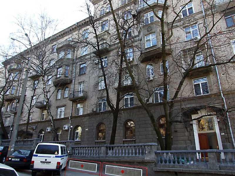 2009 р. Фасад по вул. Паньківській…