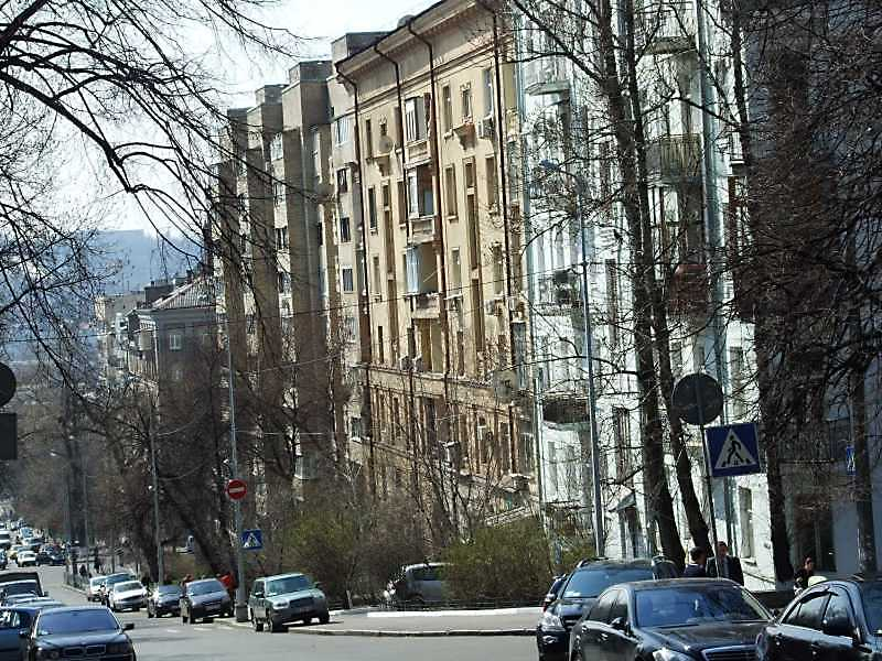 Тарасівська вул.