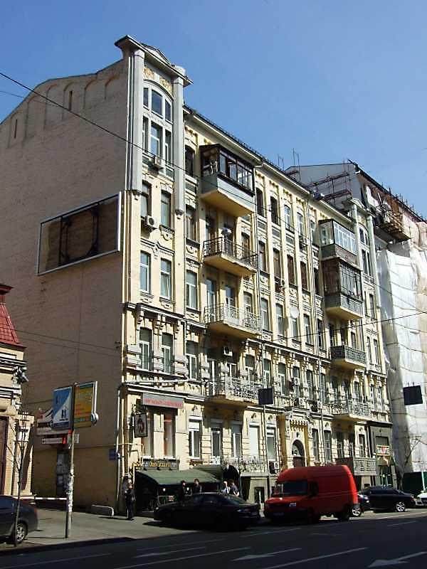 Житловий будинок (№ 36а)