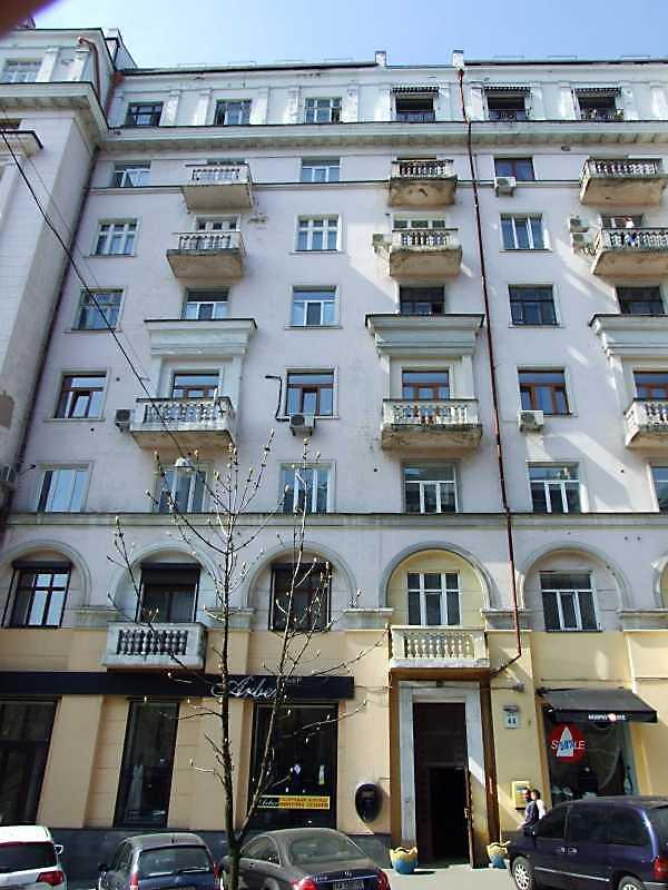 Житловий будинок з історією (№ 4 – 6)