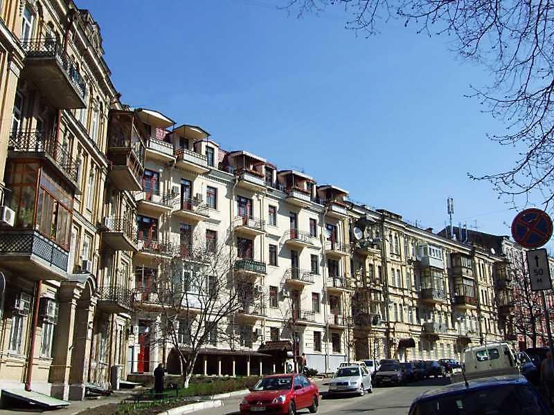 2009 р. Панорама будинків № 12 – 6