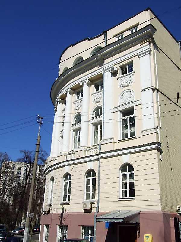 2009 р. Фасад по вул.Чапаєва
