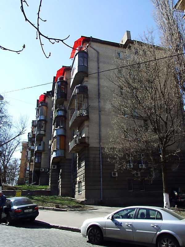 2009 р. Загальний вигляд у перспективі вул. М.Коцюбинського