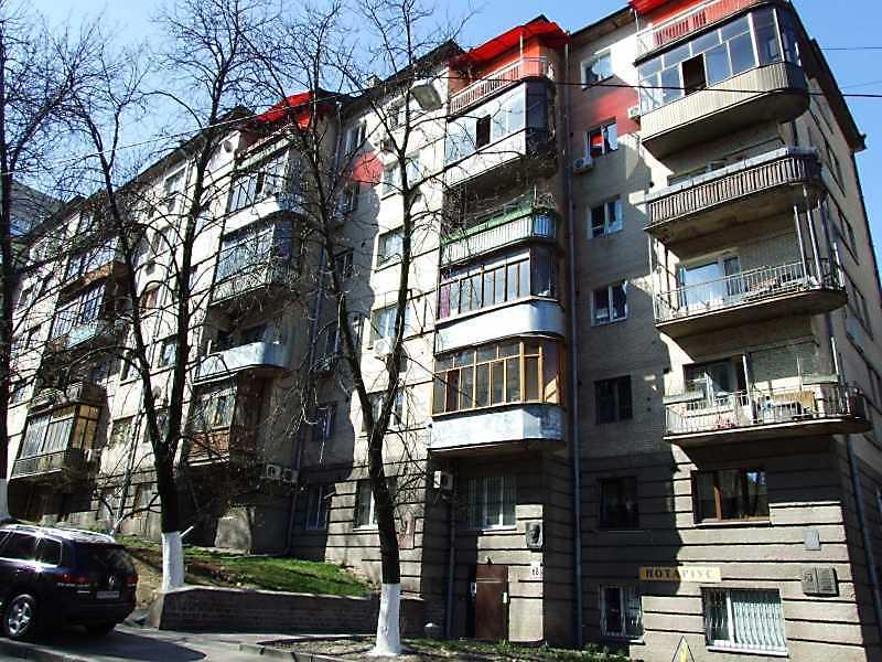 2009 р. Корпус по вул. М.Коцюбинського
