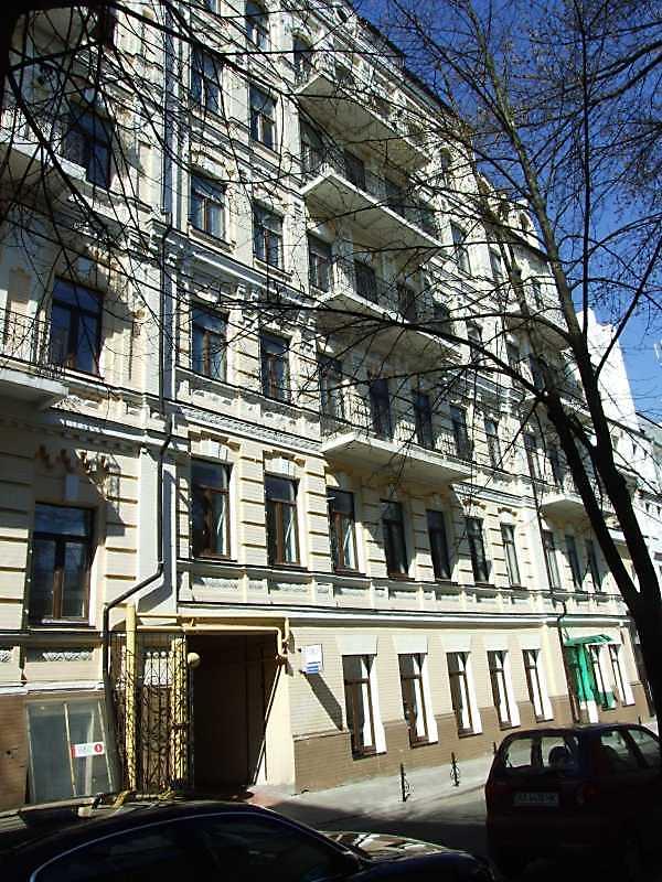 2009 р. Фрагмент фасаду по вул.…