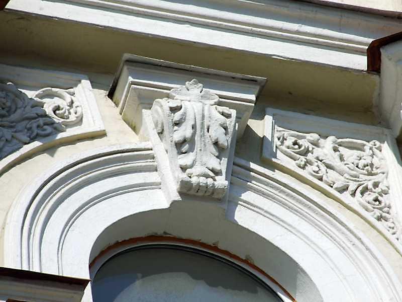 Замковий камінь арки