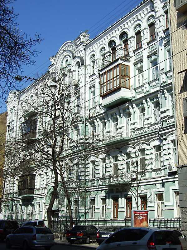 Житловий будинок з історією (№ 8б)