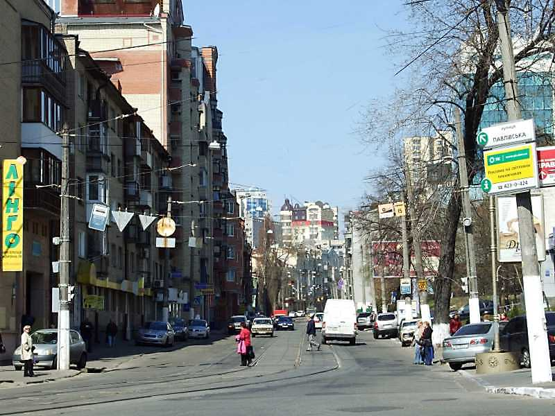 2009 р. Перспектива від вул.…