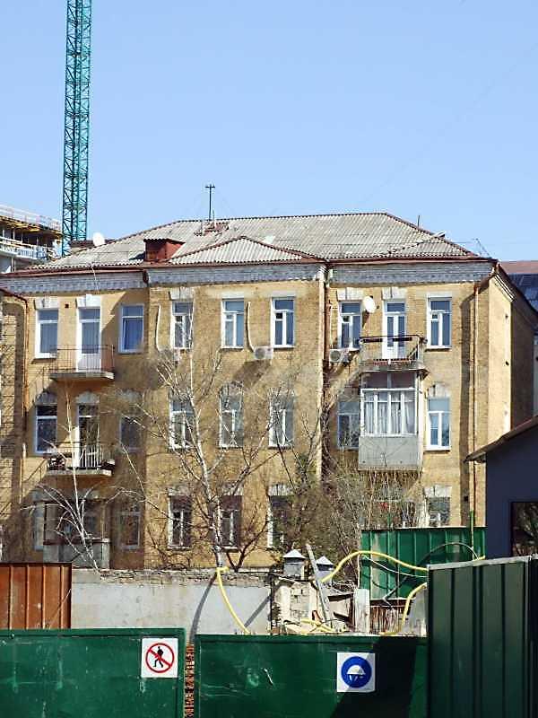 Житловий будинок (№ 35б)