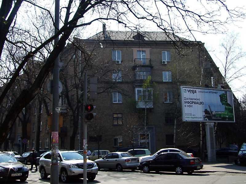 Житловий будинок (№ 2 / Московська, 37)