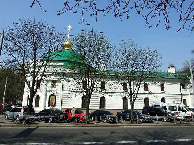2009 р. Фасад по вул. Московській