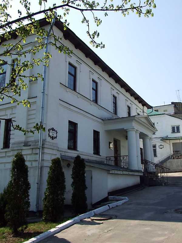 2009 р. Північний фасад. Вигляд з…