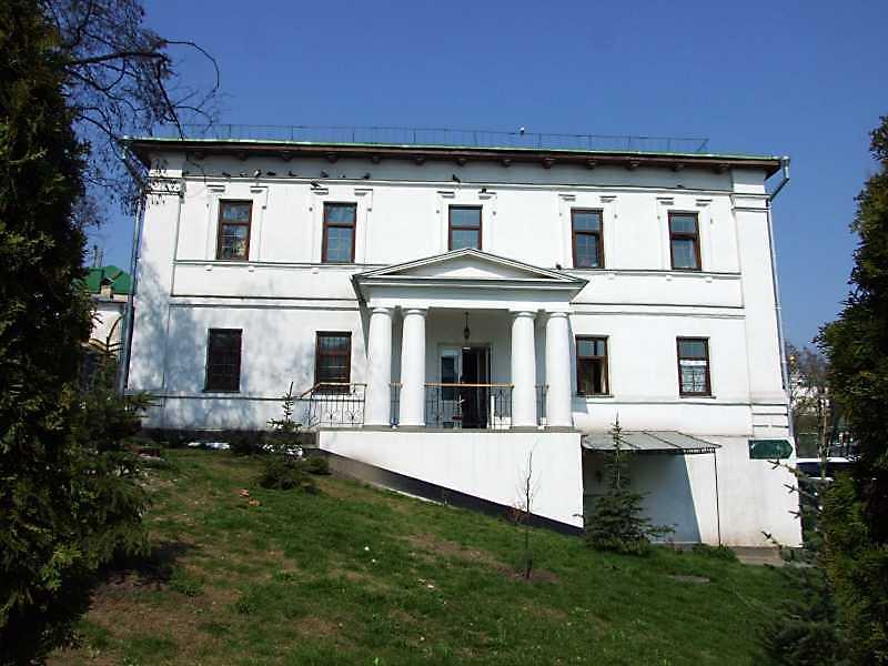 2009 р. Південний фасад