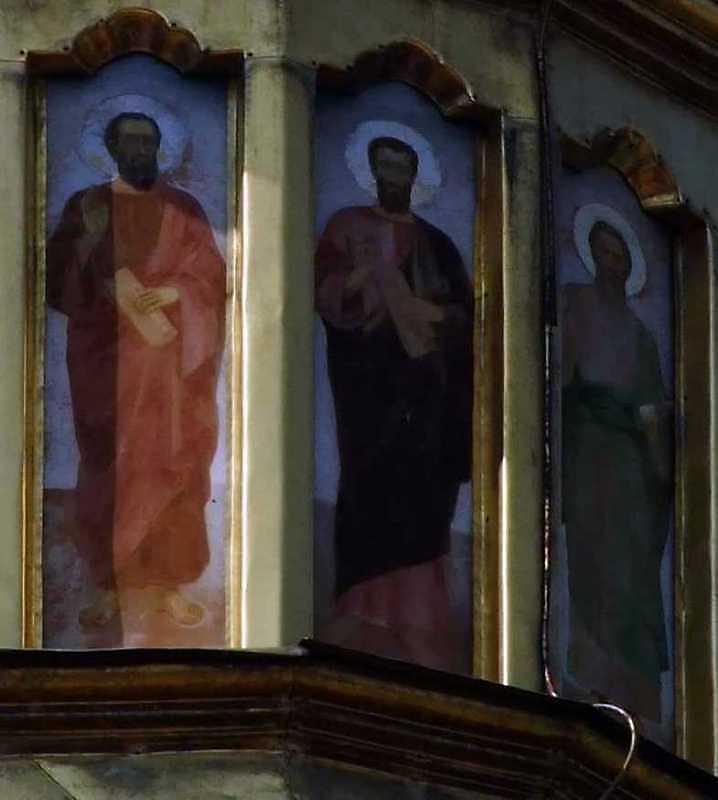 Ікони апостолів (права частина)