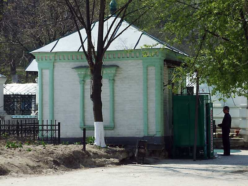2009 р. Крамниця 1. Вигляд зі сходу
