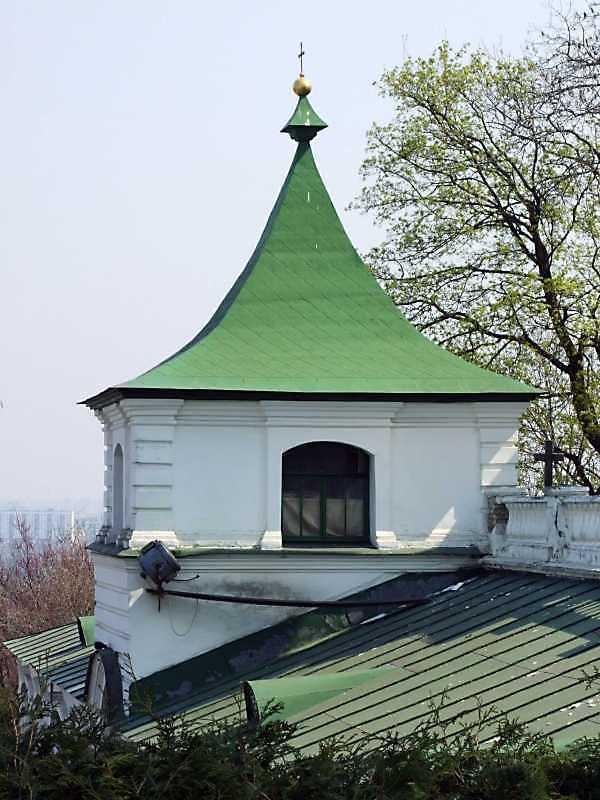 2009 р. Башта. Вигляд із заходу