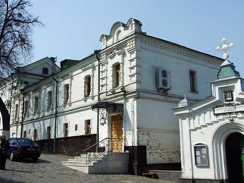 Схимницький корпус (№ 51)