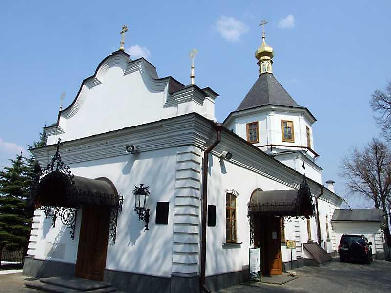 Церква Зачаття св.Анни (№ 67)