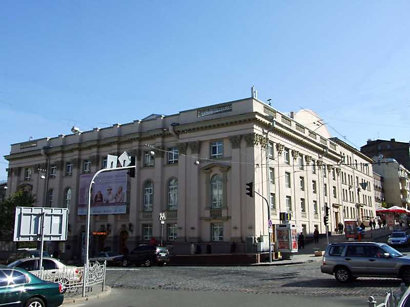 Театр Бергоньє (№ 15)