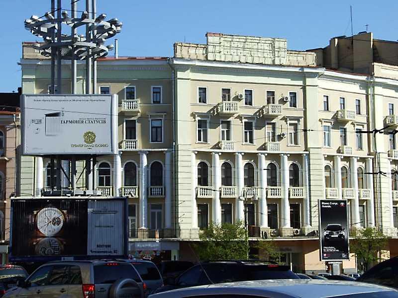 Будинок Бендерського (№ 25)