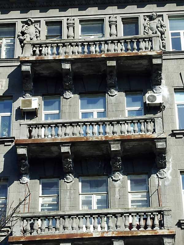 Балкони 5-7-го поверхів