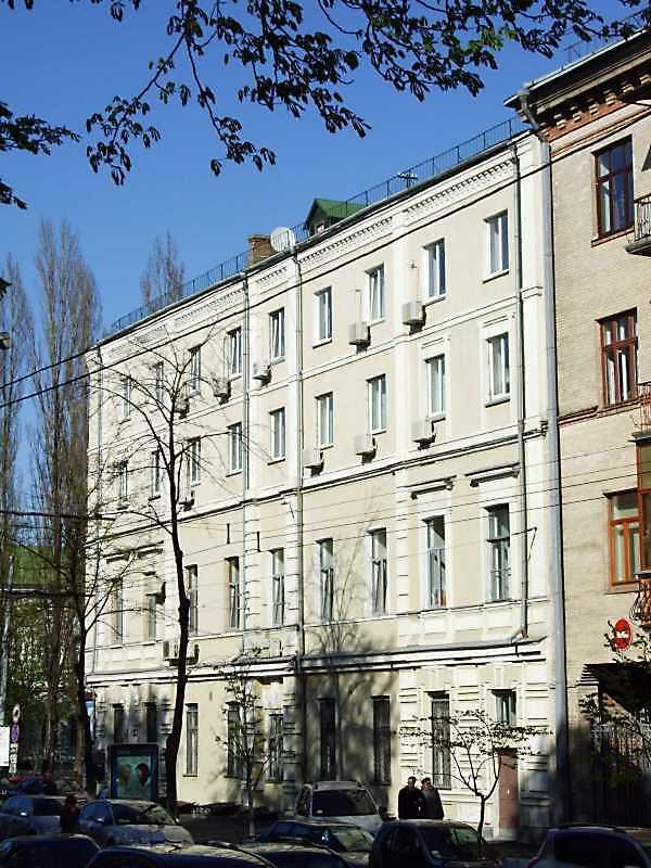 2009 р. Загальний вигляд з боку вул.Терещенківської