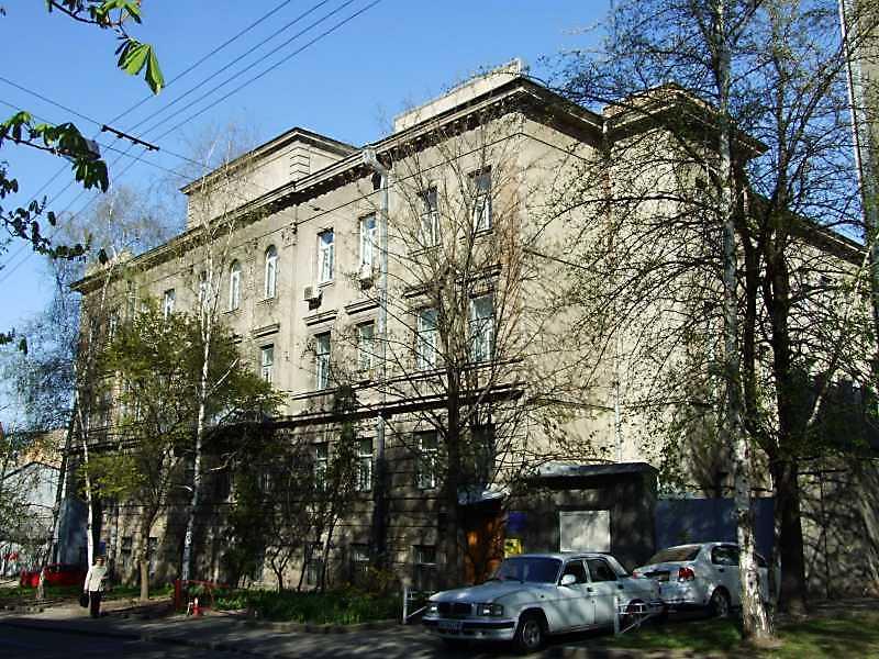 Інститут математики (№ 3)